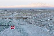 USA, Nevada, Mineral County, Tonopah