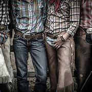 Lady Wranglers, CM Ranch, Wyoming