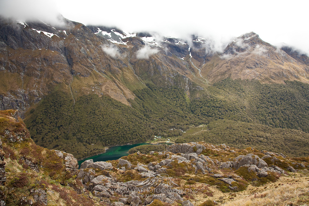Routeburn Track, Fiordland, New Zealand