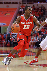 03 December 2016:  Sam Logwood during an NCAA  mens basketball game between the New Mexico Lobos the Illinois State Redbirds in a non-conference game at Redbird Arena, Normal IL