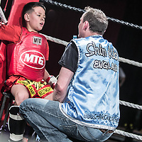 Jay Miller vs. Wesley Clarke