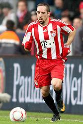 12-02-2011 VOETBAL: BAYERN MUNCHEN - TSG 1899 HOFFENHEIM: MUNCHEN<br /> Franck Ribery (Bayern #7)<br /> ***NETHERLANDS ONLY***<br /> ©2010- FRH-nph / Straubmeier