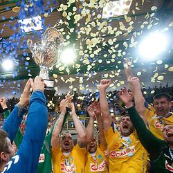 20110522: SLO, Handball - EHF Challenge Cup, finals, RK Cimos Koper vs SL Benfica