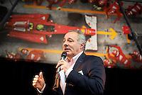 AMSTERDAM - Nationaal Golf Congres & Beurs 2015. NVG. Tom van 't Hek FOTO KOEN SUYK