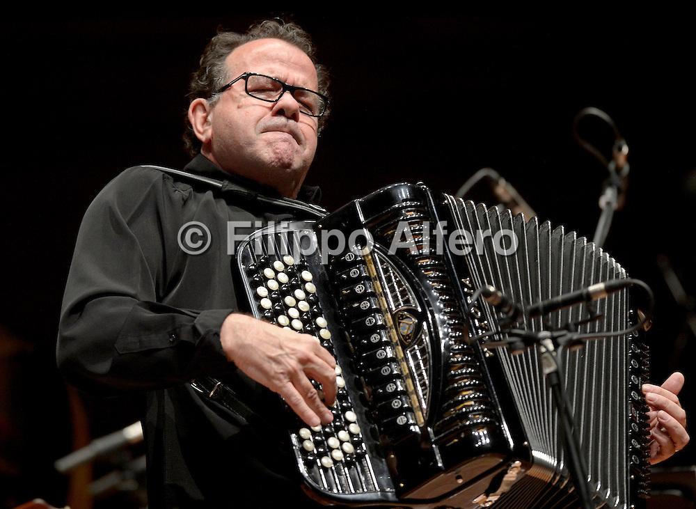 &copy; Filippo Alfero<br /> Torino, Auditorium Lingotto, 13/05/2013<br /> Gruppo Dirigenti Fiat - Concerto di Primavera - Richard Galliano e Camerata Ducale<br /> Nella foto: Richard Galliano