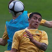 Football Australia Socceroos Stock Images