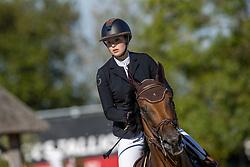Vergnanini Mona, BEL, Callista Z<br /> Belgisch Kampioenschap Jeugd Azelhof - Lier 2020<br /> © Hippo Foto - Dirk Caremans<br /> 30/07/2020
