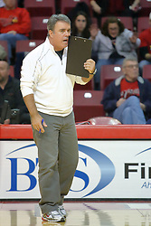 05 November 2010: Adriano de Souza during an NCAA volleyball match between the Southern Illinois Salukis and the Illinois State Redbirds at Redbird Arena in Normal Illinois.
