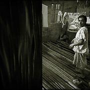 THE SINAMAICA LAGOON / LAGUNA DE SINAMAICA.Photography by Aaron Sosa.Zulia State, Venezuela 2009.(Copyright © Aaron Sosa)