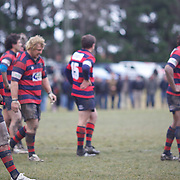 during the Otago Rugby Final between Maniototo and Arrowtown at Ranfurly, South Island, New Zealand, 9th June 2011