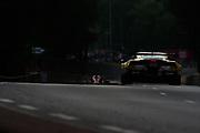 June 14-19, 2016: 24 hours of Le Mans. LARBRE COMPETITION, CHEVROLET CORVETTE C7-Z06, Yutaka YAMAGISHI, Pierre RAGUES, LM GTE AM