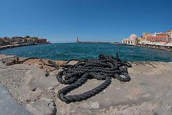 Rope, Chania, Crete, Greece