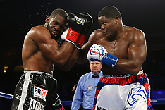 December 19, 2015: Luis Ortiz vs Bryant Jennings