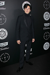 "The Art of Elysium 11th Annual Black Tie Artistic Experience ""Heaven"". 06 Jan 2018 Pictured: Cole Sprouse. Photo credit: Jaxon / MEGA TheMegaAgency.com +1 888 505 6342"