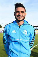 Remy Cabella during the friendly match between Olympique de Marseille and Fenerbahce on July 15, 2017 in Lausanne, Switzerland. (Photo by Philippe Le Brech/Icon Sport)