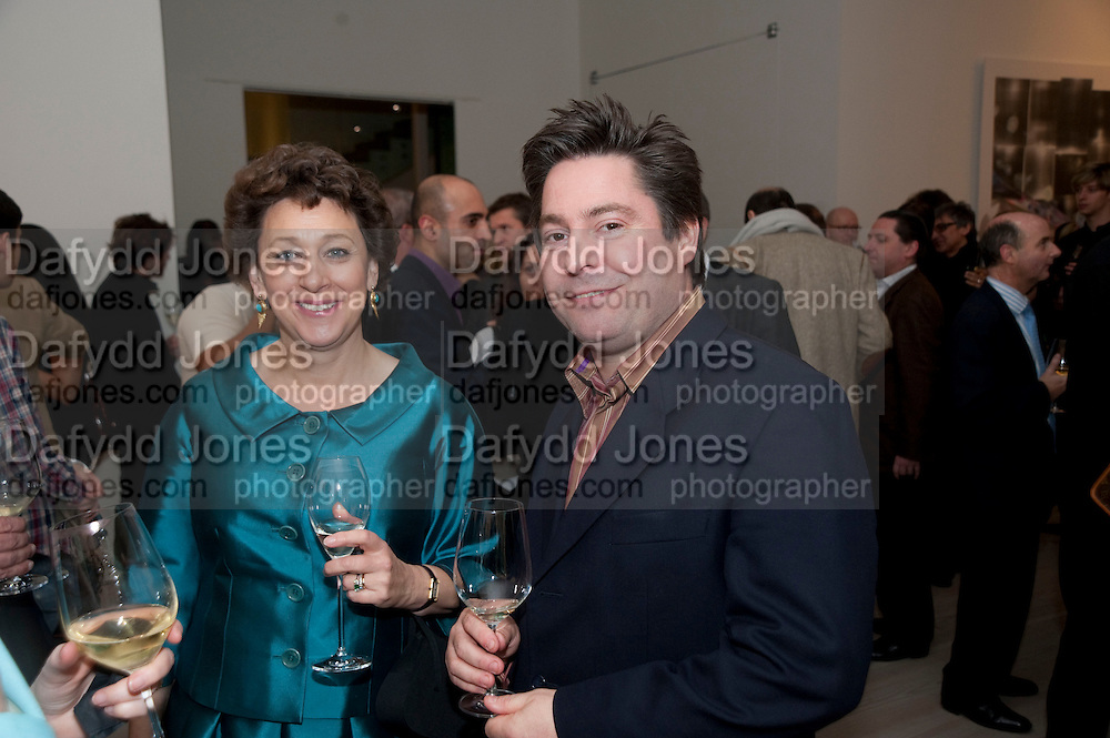 """JAMES BOOTH-CLIBBORN; JULIA BOOTH-CLIBBORN, Launch party for a very large limited Edition of  """"The History of the Saatchi Gallery """"edited by Booth Clibborn and published by Kraken Opus. Saatchi Gallery,  The Kings Road. London. 26 November 2009"""