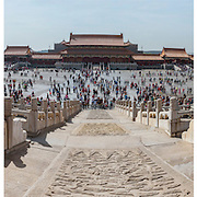 Forbidden City Triptych