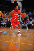 Ohio State guard P.J. Hill #4 during the 2K Sports Classic at Madison Square Garden. (Mandatory Credit: Delane B. Rouse/Delane Rouse Photography)