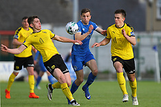 Airtricity Div 1: Limerick 2 - 1 Galway Utd: 8th June 19