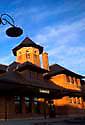 Historic Lebanon Reading Train Station, National Register of Historic Places, now Bank, Lebanon, PA, Lebanon Co.
