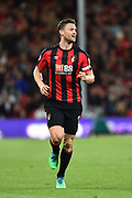 Simon Francis (2) of AFC Bournemouth during the Premier League match between Bournemouth and Manchester United at the Vitality Stadium, Bournemouth, England on 18 April 2018. Picture by Graham Hunt.