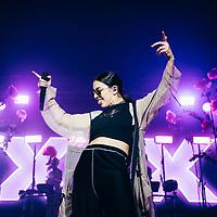 Charli XCX, Reading Festival, 2017