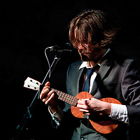 """Fyfe Dangerfield performing songs from his new solo album """"Fly Yellow Moon"""" live at The Deaf Institute, Manchester"""
