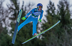 10.01.2015, Kulm, Bad Mitterndorf, AUT, FIS Ski Flug Weltcup, Bewerb, im Bild Jarkko Maeaettae (FIN) // soars to the Air during his Competition Jump of the FIS Ski Flying World Cup at the Kulm, Bad Mitterndorf, Austria on 2015/01/10, EXPA Pictures © 2015, PhotoCredit: EXPA/ Dominik Angerer