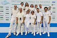 cronometristi<br /> day 02  24-06-2017<br /> Stadio del Nuoto, Foro Italico, Roma<br /> FIN 54mo Trofeo Sette Colli 2017 Internazionali d'Italia<br /> <br /> Photo Giorgio Scala/Deepbluemedia/Insidefoto