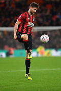 AFC Bournemouth defender Simon Francis (2) during the The FA Cup match between Bournemouth and Luton Town at the Vitality Stadium, Bournemouth, England on 4 January 2020.