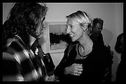 PAUL BENNEY; HEIDI GREENSMITH, Behind the Silence. private view  an exhibition of work by Paul Benney and Simon Edmondson. Serena Morton's Gallery, Ladbroke Grove, W10.  4 November 2015.