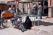 Morocco, Erfoud market