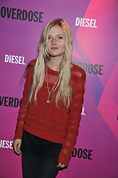 SOPHIE KENNEDY CLARK at a party tocelebrate the launch of Diesel's new female fragrance 'Loverdose' held at The Box, 11-12 Walkers Court, Brewer Street, London on 7th September 2011.
