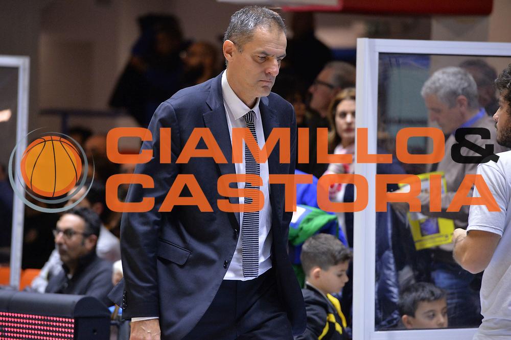 Dell'Agnello Sandro<br /> Happycasa Basket Brindisi - Dolomiti Energia Trento<br /> Legabasket A 2017-2018<br /> Brindisi10 /12/2017<br /> Foto Ciamillo-Castoria/ M.Longo