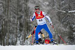 FANCHINI Matteo Guide: CISCATO Danilo, Biathlon Middle Distance, Oberried, Germany