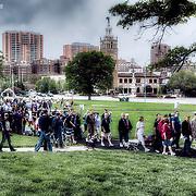 The 2010 Kansas City AIDS Walk fundraiser