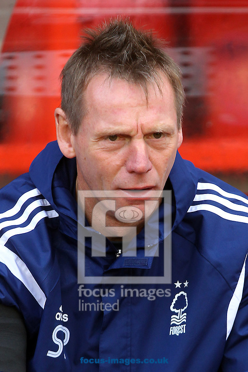 Nottingham Forest Manager Stuart Pearce before the Sky Bet Championship match at the City Ground, Nottingham<br /> Picture by Paul Chesterton/Focus Images Ltd +44 7904 640267<br /> 08/11/2014