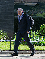 British Liberal Democrat politician Vince Cable of the United Kingdom arrives for the cabinet meeting at 10 Downing Street, London, United Kingdom. Tuesday, 8th April 2014. Picture by Daniel Leal-Olivas / i-Images
