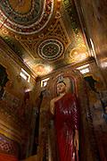 Isipathanaramaya Buddhist Temple in Havelock Town, Colombo 5.