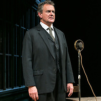 An Enemy of the People by Henrik Ibsen;<br /> Directed by Howard Davies;<br /> Hugh Bonneville as Dr Tomas Stockmann;<br /> Chichester Festival Theatre, Chichester, UK;<br /> 29 April 2016