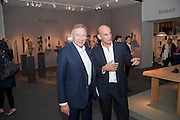 LAURENCE GRAFF; GUY DELLAL, The Private Preview of this yearÕs Pavilion of Art & Design London, Berkeley Square . LONDON. 11 October 2010, .-DO NOT ARCHIVE-© Copyright Photograph by Dafydd Jones. 248 Clapham Rd. London SW9 0PZ. Tel 0207 820 0771. www.dafjones.com.<br /> LAURENCE GRAFF; GUY DELLAL, The Private Preview of this year's Pavilion of Art & Design London, Berkeley Square . LONDON. 11 October 2010, .-DO NOT ARCHIVE-© Copyright Photograph by Dafydd Jones. 248 Clapham Rd. London SW9 0PZ. Tel 0207 820 0771. www.dafjones.com.