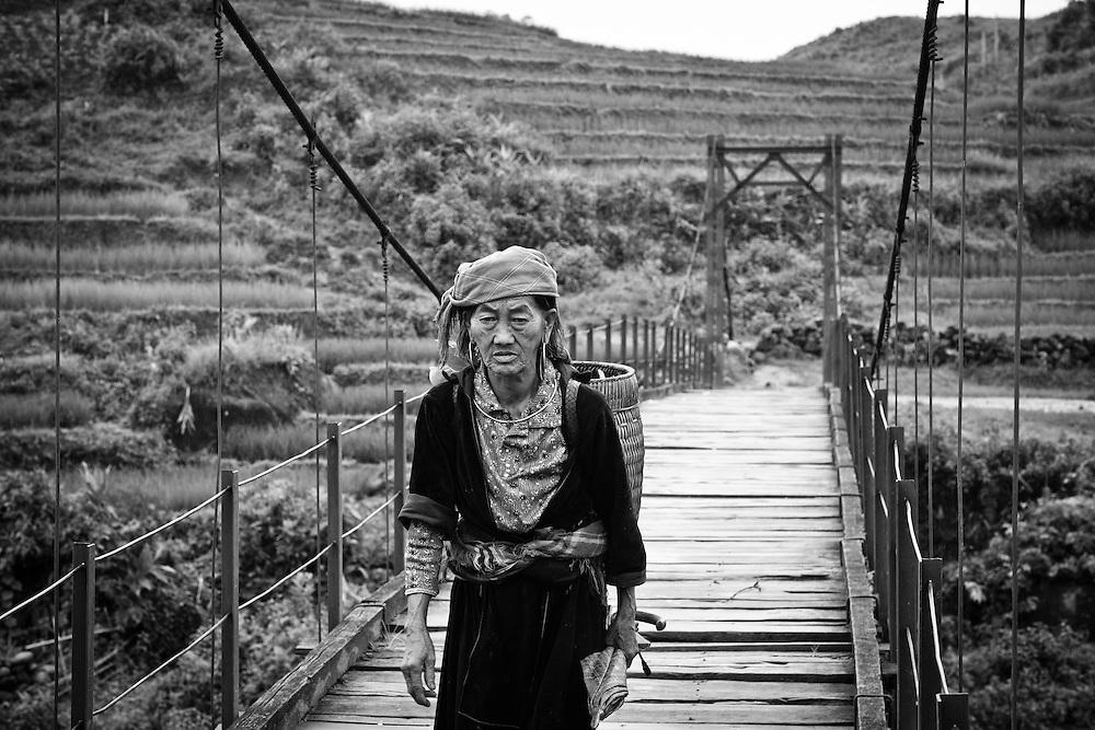 Under Great Northern Skies: Sa Pa, Vietnam. Lying in the high hills on the border of Vietnam and China, grand landscapes are home to several different ethnic minority groups.