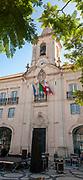 City hall at Praca da Republica, (Republic square), Aveiro, Portugal