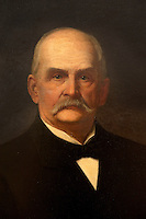 Alexander Q. Holladay, President of NC State. 1889-1899.