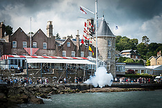 2015 Bicentenary Royal Yacht Squadron and Cowes