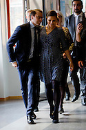 Karlstad, 18-11-2015<br /> <br /> <br /> Crown Princess Victoria and Prince Daniel visit Varmland<br /> <br /> -University<br /> <br /> Royalportraits Europe-Bernard Ruebsamen