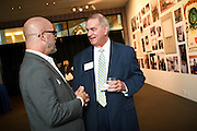 The Bechtler Museum of Modern Art held VIP and membership receptions Thursday, Nov. 29th for the Bechtler Collection: Relaunched and Rediscovered, an exhibition expanding on works from the museum&rsquo;s collection including modern and contemporary artists. <br /> &copy; Laura Mueller<br /> www.lauramuellerphotography.com