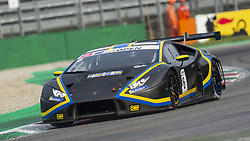September 22, 2018 - Vincenzo Sospiri Racing (Costa/Ling) at Ascari during Qualifying session for Race 1 of International GT Open in Monza. (Credit Image: © Riccardo Righetti/ZUMA Wire)