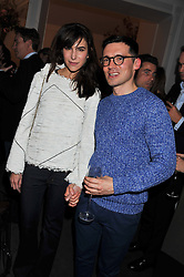 CAROLINE SIEBER and ERDEM MORALIOGLU at the Vogue Festival 2012 in association with Vertu held at the Royal Geographical Society, London on 20th April 2012.