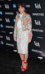 Jaime Winstone attends Alexander McQueen: Savage Beauty VIP private view at The Victoria and Albert Museum, Cromwell Road, London on Saturday 14 March 2015